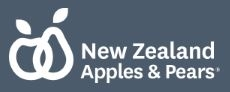 NZ Apples and Pears logo